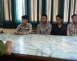 Khởi tố 4 người đánh công an khi bị nhắc nhở karaoke ồn ào