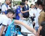 Đại học đầu tiên đào tạo miễn phí ngành robot, trí tuệ nhân tạo
