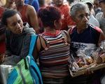 Máy bay Nga chở thuốc men đáp xuống Venezuela