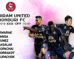 Xuân Trường thi đấu 50 phút ở trận Buriram hòa Chonburi 2-2