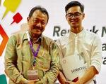 """Sinh viên Duy Tân giành giải ba """"Quảng bá Du lịch"""" tại ASEAN Creative Camp"""