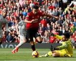 M.U hòa Liverpool không bàn thắng tại Old Trafford