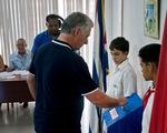 75% người dân Cuba bỏ phiếu thông qua dự thảo hiến pháp mới