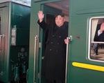 Tàu chở ông Kim thẳng tiến tới Việt Nam, không dừng ở Bắc Kinh