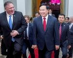 Mỹ cảm ơn Việt Nam cho mượn địa điểm tổ chức thượng đỉnh