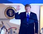 Tổng thống Mỹ Donald Trump đã trở lại Việt Nam