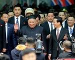 Hà Nội chào đón chủ tịch Kim Jong Un