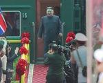 Chủ tịch Kim Jong Un nói gì khi đặt chân đến Việt Nam?
