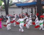 Thi ảnh Mùa yêu thương: Buổi sáng Sài Gòn
