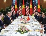 Thủ tướng Nguyễn Xuân Phúc thết đãi Tổng thống Trump món chả giò tôm thịt
