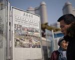 Dân Triều Tiên liên tục theo dõi chuyến công du của ông Kim ở Việt Nam