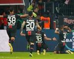 Thua Leverkusen, Bayern Munich bị Dortmund gia tăng khoảng cách