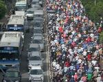 Gần 63% người dân đồng tình hạn chế xe cá nhân