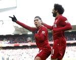 Thắng ngược Burnley, Liverpool bám sát M.C trên ngôi đầu