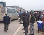 Truy tìm xe tải gây tai nạn làm 2 người chết rồi bỏ trốn