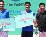 Daniel Nguyễn đăng quang VTF Masters 500-1 - Hải Đăng Cúp 2019