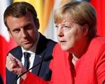 Thủ tướng Đức Merkel ủng hộ ý tưởng siêu hàng không mẫu hạm châu Âu