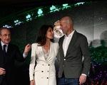 Zinedine Zidane trở lại dẫn dắt Real Madrid