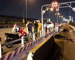 Điều tra vụ chết nghi do tông dải phân cách trên đường cao tốc
