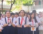 Trường phổ thông năng khiếu tuyển 600 học sinh lớp 10