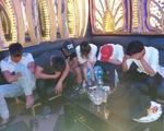 Tiếp tục bắt quả tang tại tụ điểm 'phê' ma túy lớn nhất Vĩnh Long