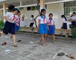 Thi ảnh Mùa yêu thương: Khung trời tuổi học trò