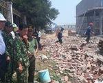 Bộ Xây dựng kiểm tra vụ sập tường làm 6 người thiệt mạng
