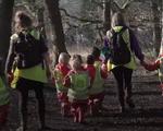 Trường mẫu giáo dạy học trò tưởng tượng, tự tin trong... rừng