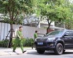 Công an khám xét hàng loạt nhà cựu quan chức Đà Nẵng