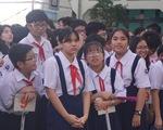 TP.HCM công bố số thí sinh đăng ký thi tuyển vào lớp 10