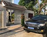 """Khám nhà một loạt cựu quan chức Đà Nẵng liên quan vụ án Vũ """"nhôm"""""""