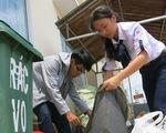 Ngôi trường cả thầy lẫn trò không xài ly nhựa, hộp xốp, túi nilông