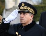 Cảnh sát trưởng Paris bị sa thải vì biểu tình