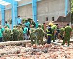 Vụ sập tường 7 người chết: Điều tra chậm vì chưa có kết quả giám định