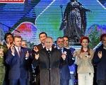 Tổng thống Putin bay đến Crimea dự kỷ niệm 5 năm ngày sáp nhập