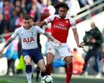 Aubameyang đá hỏng phạt đền, Arsenal chia điểm với Tottenham