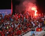 Đã bán 24.000 vé trận U23 Việt Nam gặp Indonesia và Thái Lan