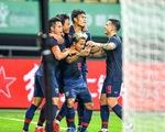 Thái Lan đá bại Trung Quốc trong ngày HLV Cannavaro ra mắt