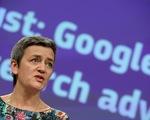 EU phạt Google 1,7 tỉ USD vì phạm luật chống độc quyền