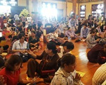 Vong nhập, giải nghiệp vẫn sang sảng trong chùa Ba Vàng
