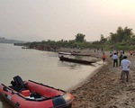 9 học sinh rủ nhau tắm sông Đà, 2 em đuối nước mất tích