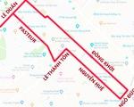 TP.HCM cấm xe nhiều đường để tổ chức Ngày chạy Olympic