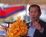 Ông Hun Sen: Campuchia sẽ không để Trung Quốc