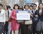 ĐH Y khoa Tokyo bị 33 phụ nữ kiện vì sửa điểm thi