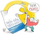 Giá điện tăng: Trăm dâu đem đổ đầu tằm