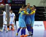 Futsal Việt Nam chuẩn bị vào 'mùa'