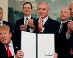 Mỹ công nhận cao nguyên Golan thuộc Israel: Lợi trước hại sau