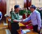 Bộ trưởng Bộ Công an khen thưởng thành tích phá án ma túy tại TP HCM