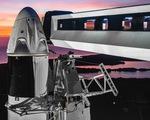 Tàu không gian của tỉ phú Elon Musk lên vũ trụ