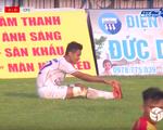 Video cầu thủ Cần Thơ đá phạt vào lưới nhà ở Cúp quốc gia